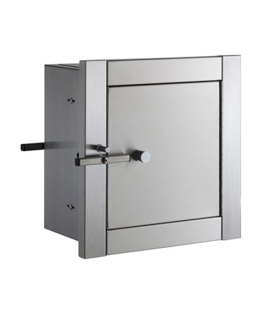 B-50516 - Recessed Heavy Duty Specimen Pass-Through Cabinet